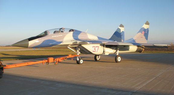 Raptor Aviation : 1986 MiG 29UB / Fulcrum B